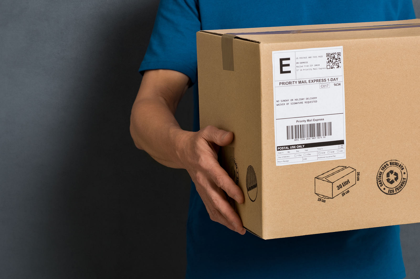 Shipment tracking software comes standard with XPS Ship.